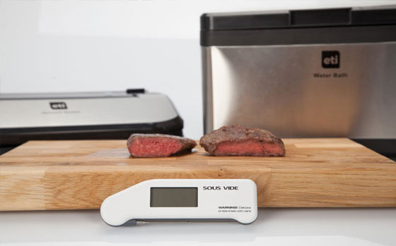 Sous Vide Thermometer - Thermapen Sous Vide