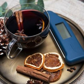 Whether you're having people over to your house or just looking for a cosy night in, mulled wine will always go down a treat at this time of year. Our quick & easy recipe is linked in the bio! . . . . #mulledwine #christmas #festive #christmasdrinks #christmastime #cinnamon #mulledwinetime #winestagram #thermapen #thermometer #eatwelllivewell #temperature #madeinbritian #eeeeeats #madeinbritian #festiveseason