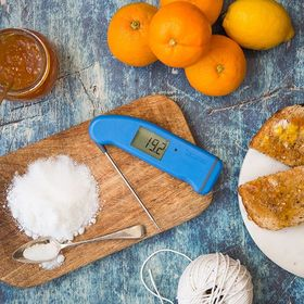 'Tis the season for Seville oranges, so get your preserving pan and Thermapen at the ready to make some fabulous Marmalade! https://thermapenblog.com/how-to-seville-orange-marmalade/ . . . . . #marmalade #sevilleorange #sevilleorangemarmalade #marmaladeontoast #makingmarmalade #baking #preserves #Thermapen #cookedtoperfection #Thermometer #Temperature #instafood #foodie #foodphotography #foodbloggers #britishmade #madeinbritian #eeeeeats #dailyfoodfeed #eatstagram #foodography