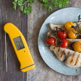 What's on your dinner menu tonight? How about a serving of delicious fresh fish, cooked perfectly to 60°C of course! . . . . #fishdish #fish🐟 #fishdinner #dinnertonight #dinnerideas #dinnertime🍴 #thermapen #teamthermapen #thermometer #temperature #isitcooked #madeinbritian #foodphotography #eatwelllivewell #summerfoods #freshfoods #nomnom #eeeeeats