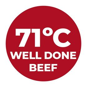 Today for #NationalButchersWeek we're talking about Beef. Beef can be cooked as Rare or right up to Well Done depending on your preference. Swipe to see the three temperatures we recommend. See one of our favourite beef recipes later on today! . . . . . #meat #butcher #shoplocal #carnivore #gammon #pork #beef #poultry #roastchicken #roastlamb #steak #meatlover #thermapen #Thermometer #Temperature #cooking #cookingclass #foodbloggers #foodporn #eatstagram #nomnom #beefburger #roastbeef