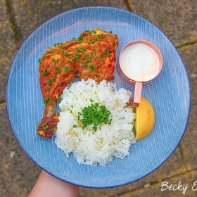 Happy #CoeliacUKAwarenessWeek - to celebrate here is a fab recipe from @beckyexcell for tandoori chicken! Check out her profile for the recipe! 😋. . . . . . . #glutenfree #lactosefree #lowfodmap #glutenfreerecipes #glutenfreeeats #fodmapfriendly #thermapen #thermometer #IsItCooked #eatwelllivewell #temperature #foodie #foodphotography #foodbloggers #madeinbritian #eeeeeats #madeinbritian #glutenfreeideas