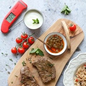 This Beef Steak Barbecue in Chimichurri Marinade by @littlesunnykitchen was beautifully made with our Thermapen Professional! https://littlesunnykitchen.com/beef-steak-chimichurri-sauce/ . . . . #steak #bbq #beefsteak #bbqbeef #chimichurri #Thermapen #cookedtoperfection #Meat #Thermometer #Temperature #instafood #foodporn #foodie #foodphotography #foodbloggers #madeinbritian #nomnom #eeeeeats #dailyfoodfeed #vinetomatoes #friyay