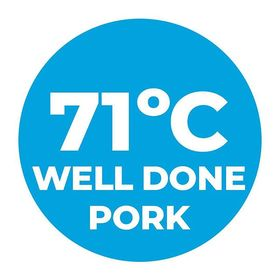 Today for #NationalButchersWeek we're talking about Pork. Pork can be cooked as Medium or Well Done depending on your preference. Swipe to see the two temperatures we recommend. See one of our favourite pork recipes later on today! . . . . . #meat #butcher #shoplocal #carnivore #gammon #pork #beef #poultry #roastchicken #roastlamb #steak #meatlover #thermapen #Thermometer #Temperature #cooking #cookingclass #foodbloggers #foodporn #eatstagram #nomnom #roastpork