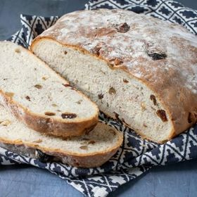 It's Bank Holiday Monday! If you're pottering about the house today why not try your hand at this delicious Date & Walnut Bread. Recipe: @kateveggiedesserts . https://veggiedesserts.co.uk/date-walnut-bread/ . . . . #thermapen #ukfoodbloggers #bread #bakingbread #dateandwalnut #loaf #breadmaking #tutorial #breadtutorial #rusticbread #howtomakebread #baking #nomnom #madeinbritian #temperature #thermometer #vegetarian #bankholiday
